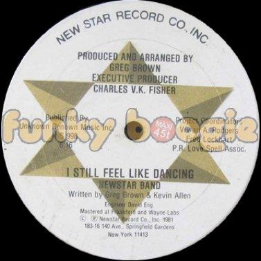 Newstar Band - I Still Feel Like Dancing