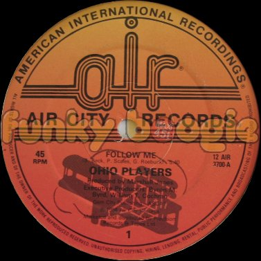 Ohio Players - Follow Me
