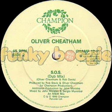 Oliver Cheatham - S.O.S. (Dub Mix)