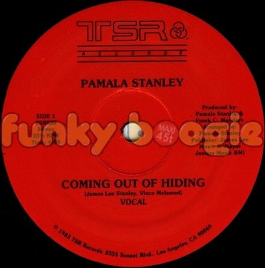 Pamala Stanley - Coming Out Of Hiding (Vocal)