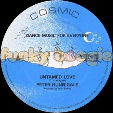 Peter Hunnigale - Untamed Love