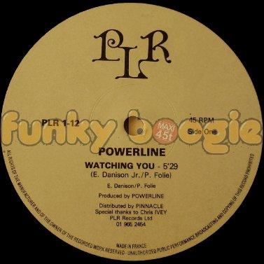 Powerline - Watching You