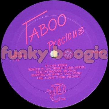 Precious - Taboo (Vocal Mix)