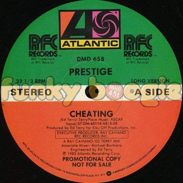 Prestige - Cheating (Long Version)