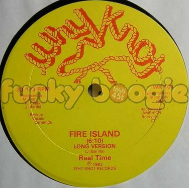 Real Time - Fire Island (Long Version)