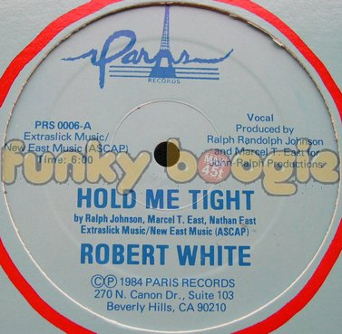 Robert White - Hold Me Tight (Vocal)