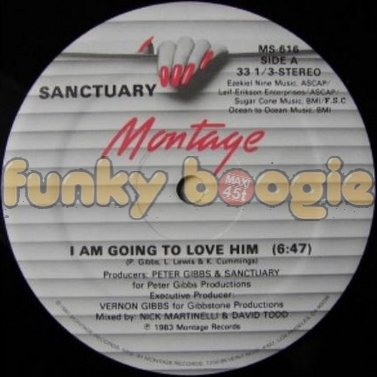 Sanctuary - I Am Going To Love Him