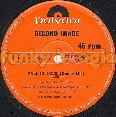 Second Image - Fall In Love (Dance Mix)