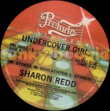 Sharon Redd - Undercover Girl (Vocal)