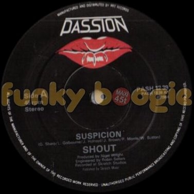 Shout - Suspicion