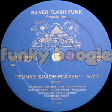 Silver Flash - Funky Space Player (Vocal)