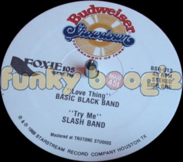 Slash Band - Try Me
