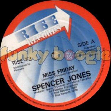 Spencer Jones - Miss Friday