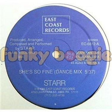 Starr - She's So Fine (Dance Mix)