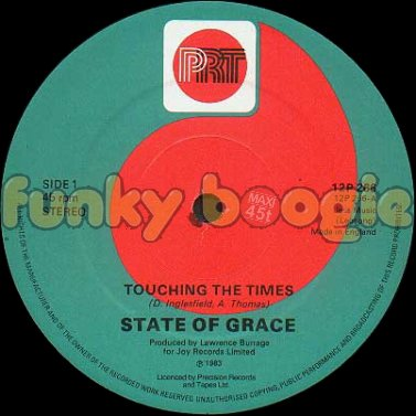 State Of Grace - Touching The Times
