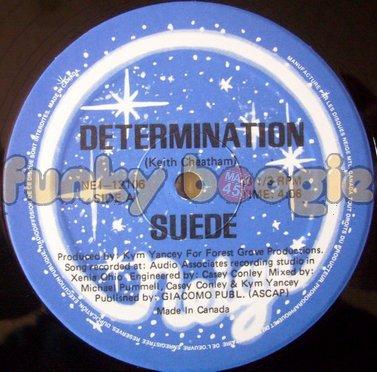 Suede - Determination