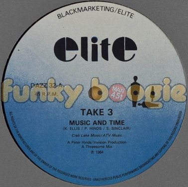 Take 3 - Music And Time