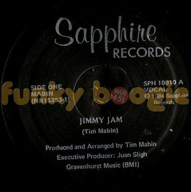 Tim Mabin - Jimmy Jam (Vocal)