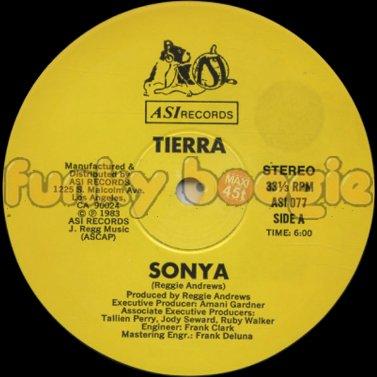 Tierra - Sonya