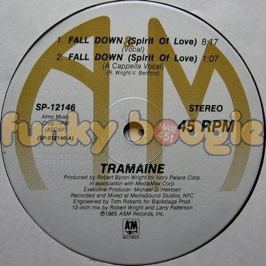 Tramaine - Fall Down (Spirit Of Love) (Vocal)