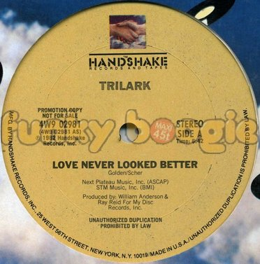 Trilark - Love Never Looked Better