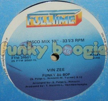 Vin Zee - Funky Be Bop