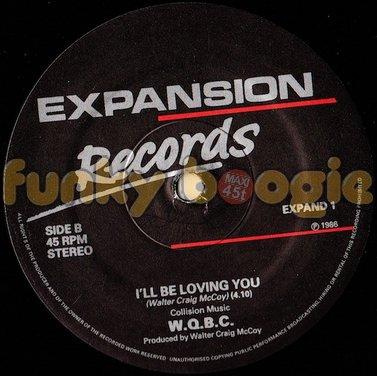 W.Q.B.C. - I'll Be Loving You