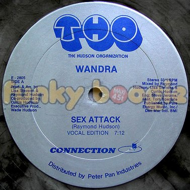 Wandra - Sex Attack (Vocal Edition)