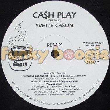 Yvette Cason - Ca$h Play (Remix)