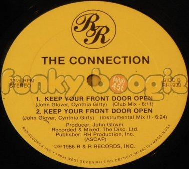 Connection, The - Keep Your Front Door Open (Club Mix)