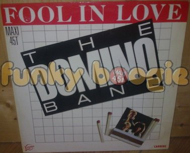 Domino Band, The - Fool In Love