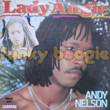 Andy Nelson - Bionic Eyes