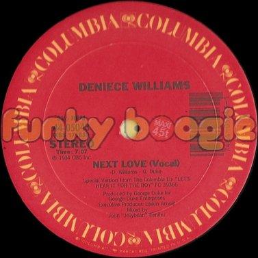 Deniece Williams - Next Love (Vocal)