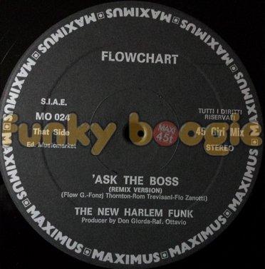 Flowchart - 'Ask The Boss (Remix Version)