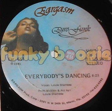 Euro Funk - Everybody's Dancing