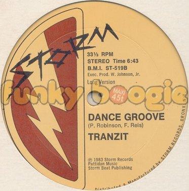 Tranzit - Dance Groove (Long Version)