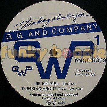 G. G. And Company - Thinking About You