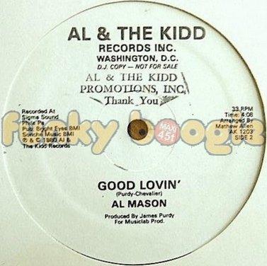 Al Mason - Good Lovin'