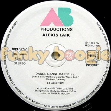 Alexis Laik - Danse Danse Danse