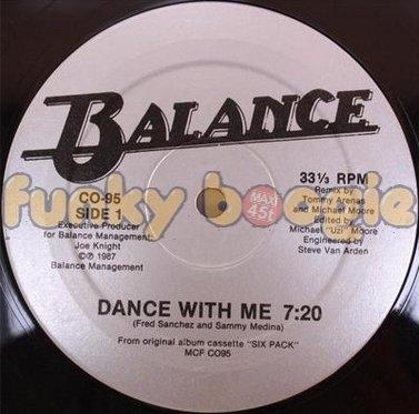Balance - Dance With Me