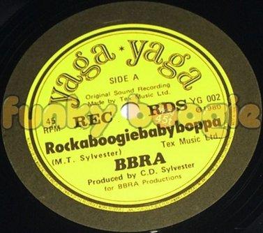 BBRA - Rockaboogiebabyboppa