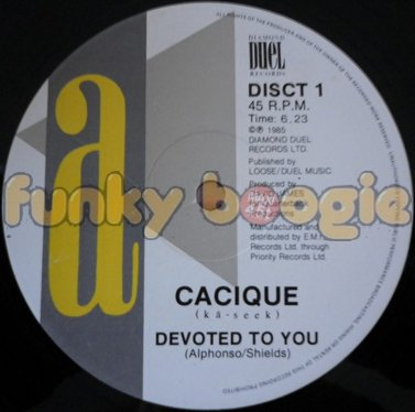 Cacique - Devoted To You