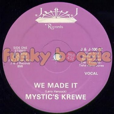 Mystic's Krewe - We Made It (Vocal)