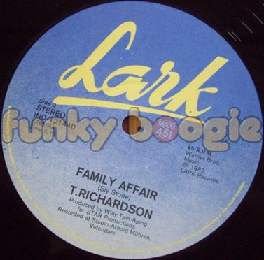 T.Richardson - Family Affair