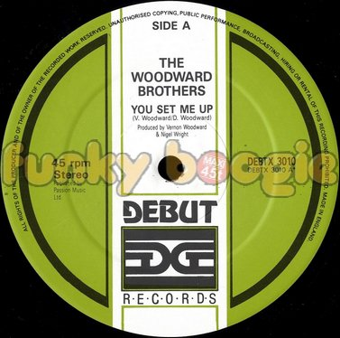 Woodward Brothers, The - You Set Me Up