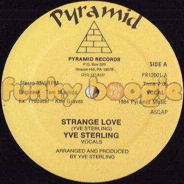 Yve Sterling - Strange Love (Vocal)