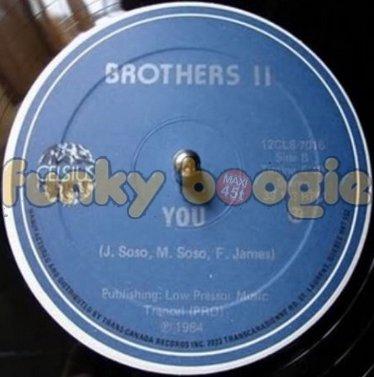 Brothers II - You