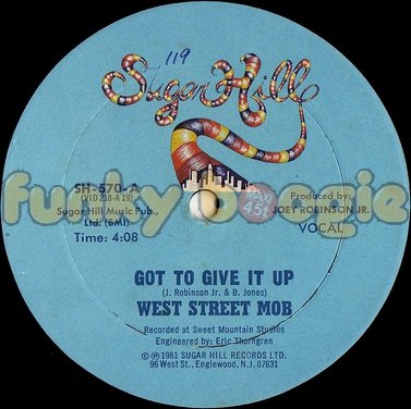 West Street Mob - Got To Give It Up (Vocal)