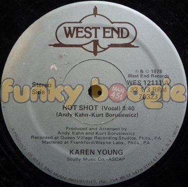 Karen Young - Hot Shot (Vocal)