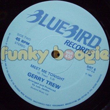 Gerry Trew - Meet Me Tonight